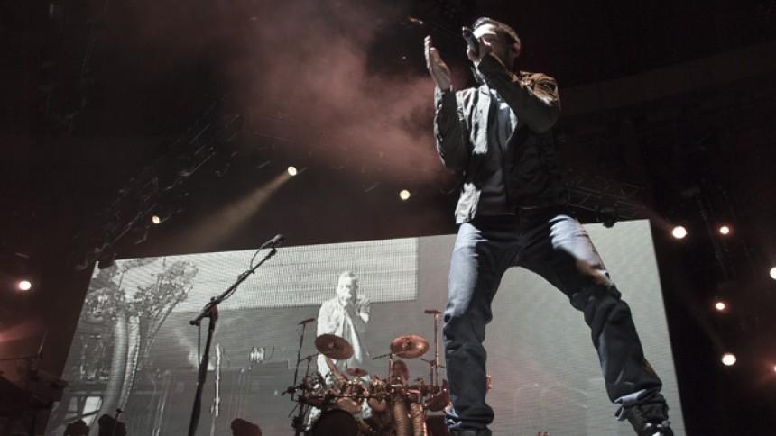 Linkin Park-sideprojekt til Danmark