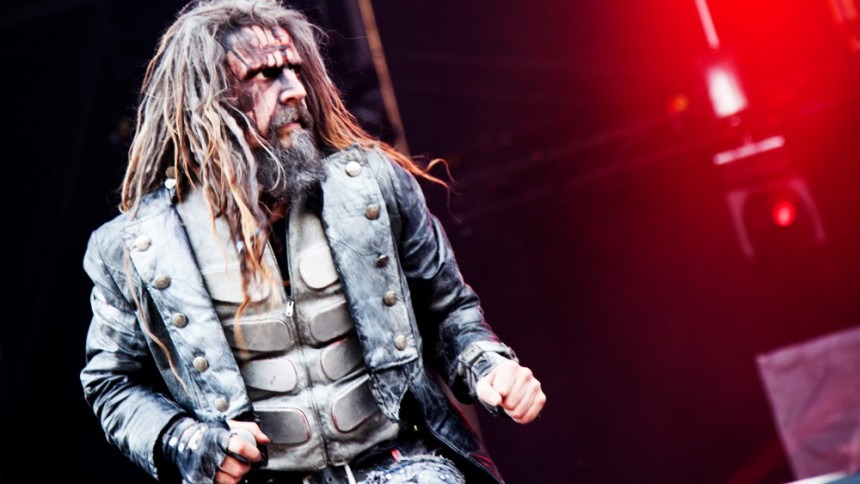 Rob Zombie aflyser