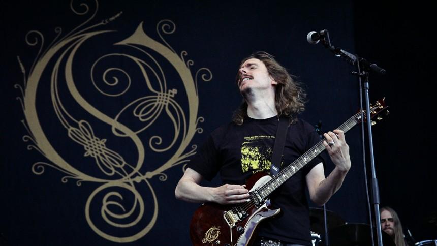 Opeth : Copenhell, Refshaleøen, København