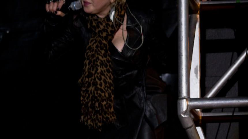 Cyndi Lauper : Esbjerg Rock Festival, Esbjerg