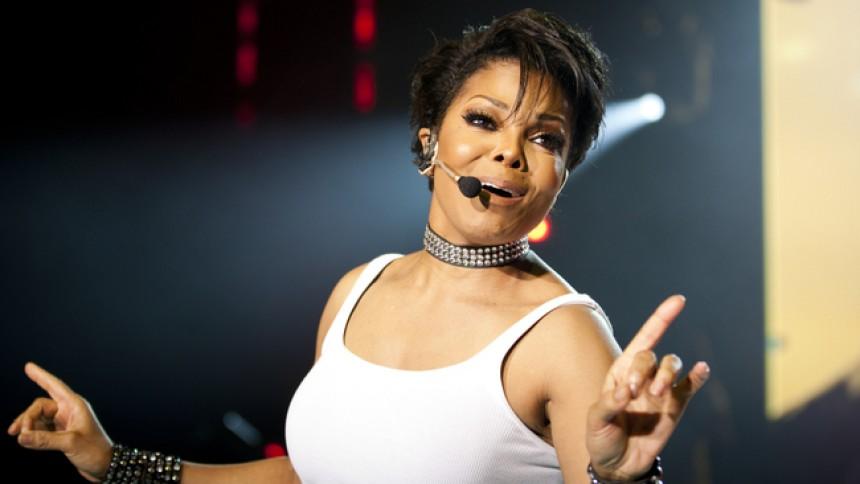 Janet Jackson ligger på toppen af poppen