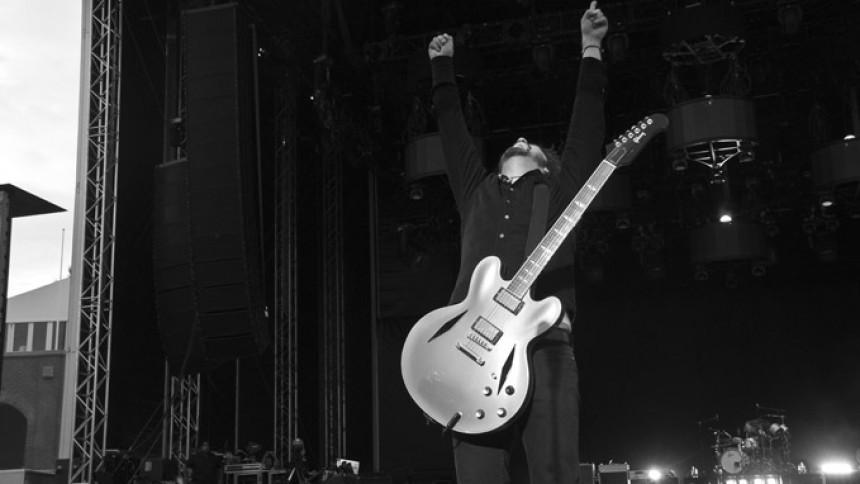 Butch Vig: Det nye Foo Fighters-album er færdigt