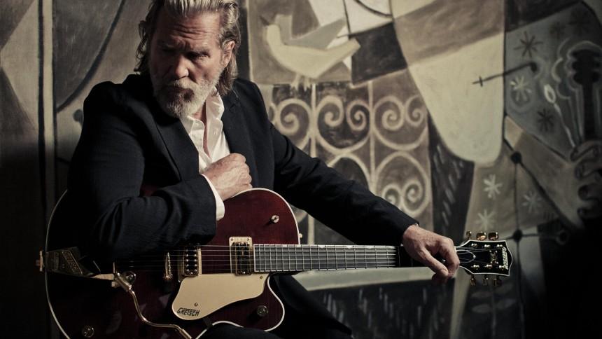 Jeff Bridges udgiver album til august