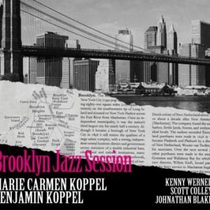 Marie Carmen Koppel / Benjamin Koppel: Brooklyn Jazz Session