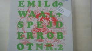Emil de Waal og Spejderrobot pizza