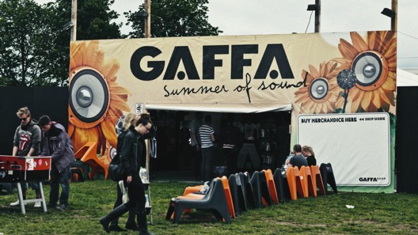 GAFFA Shop er på Roskilde