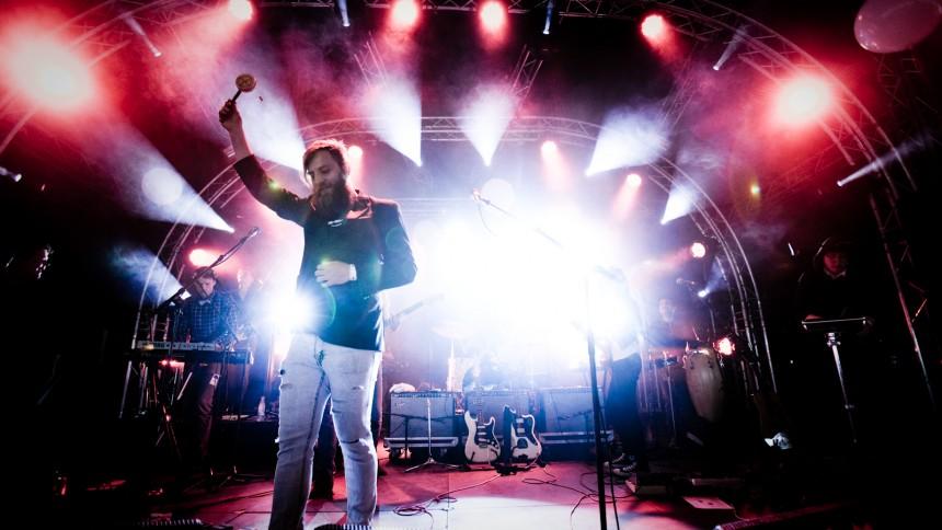 The Eclectic Moniker på dansk turné