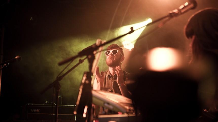 Battlekat: Roskilde Festival, Pavilion Junior