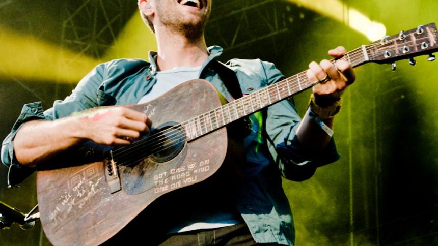 Coldplay udskyder Oslo-koncert