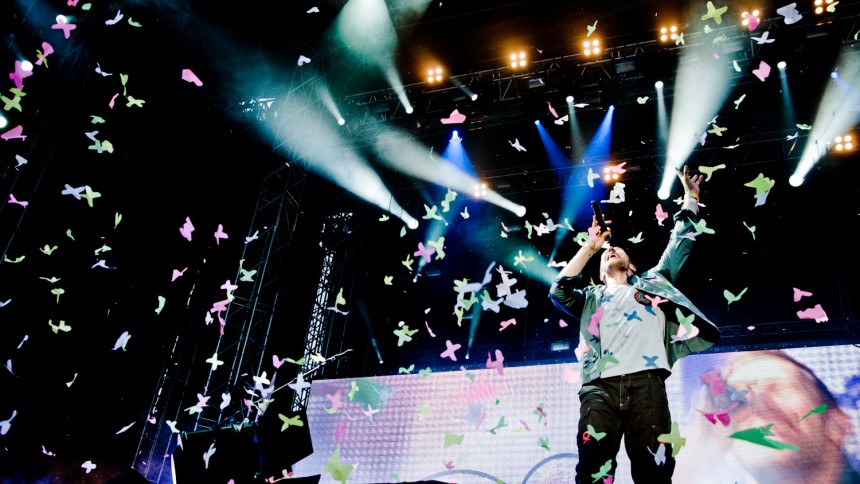 Coldplay er klar med femmer
