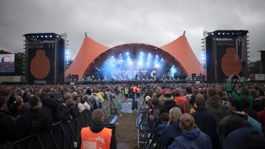 Roskilde sigter mod en festival uden kontanter