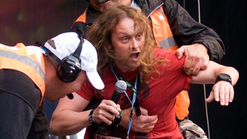 GAFFA på Nibe Festival: Geo overfalder Megabody
