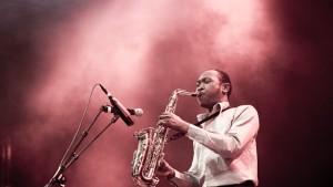 Seun Anikulapo Kuti & Egypt 80 Roskilde Festival 2011 010711