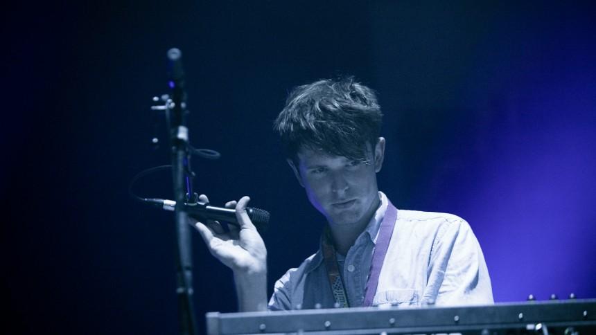 James Blake : Roskilde Festival, Cosmopol