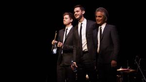 Niels Lan Doky Trio Tivolis koncertsal 010611