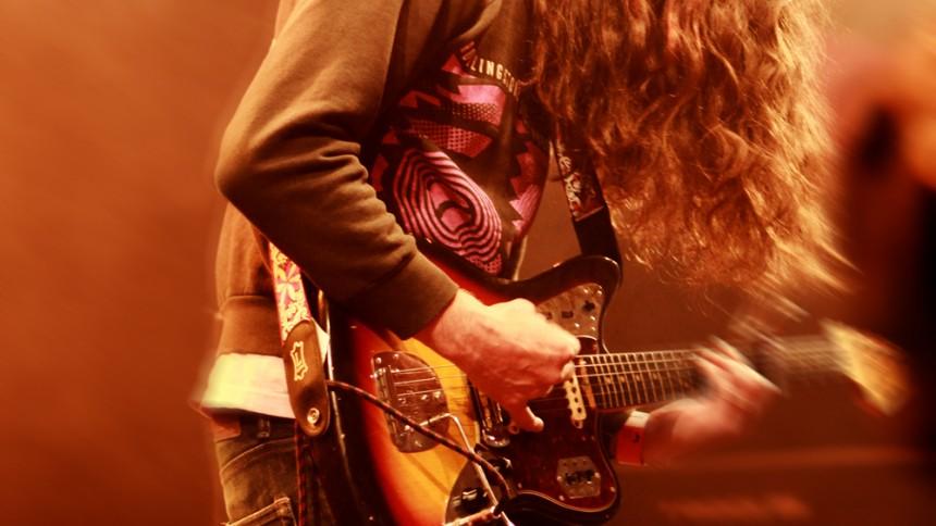 Kurt Vile : Roskilde Festival, Odeon