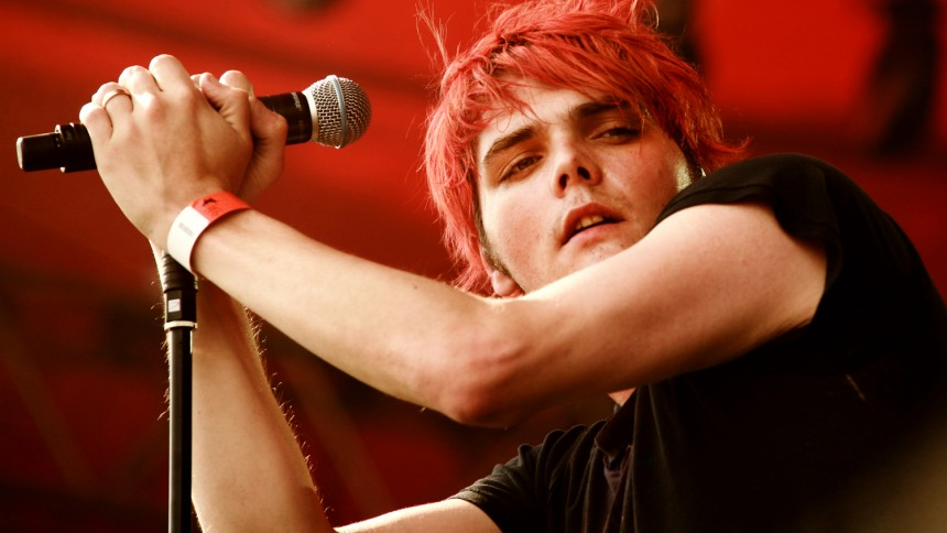 My Chemical Romance : Roskilde Festival, Orange Scene
