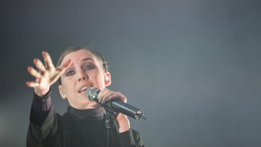 Lykke Li : Roskilde Festival, Arena