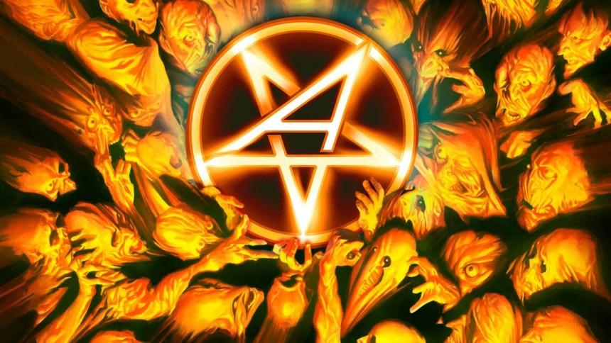 Anthrax klar med nyt