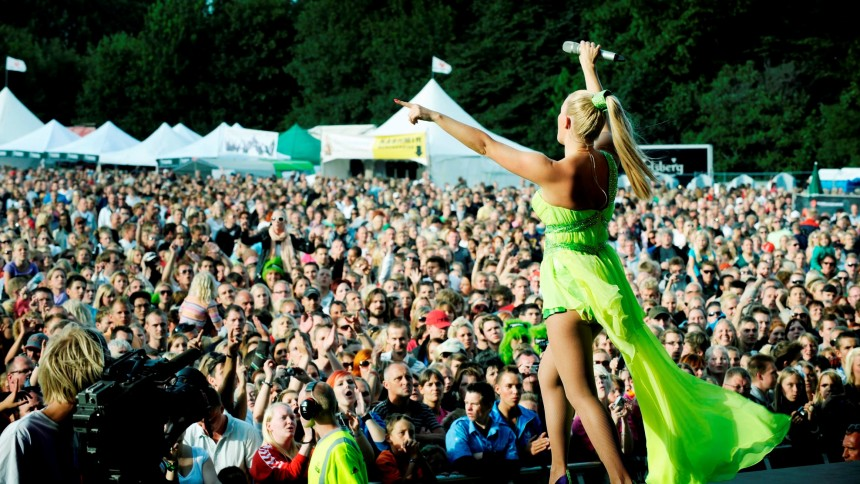 Infernal til Grøn Koncert