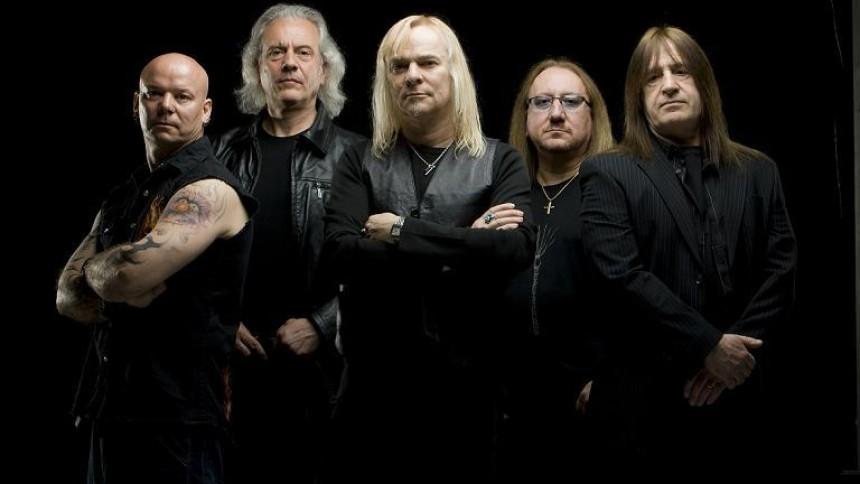 Uriah Heep gæster Danmark trods dødsfald