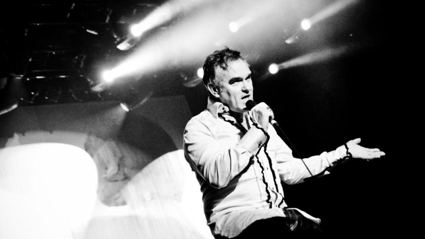 Morrissey: Vi lever i en fordummende tid