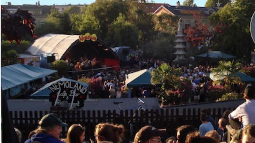 Under Byen giver gratiskoncert på Nemoland