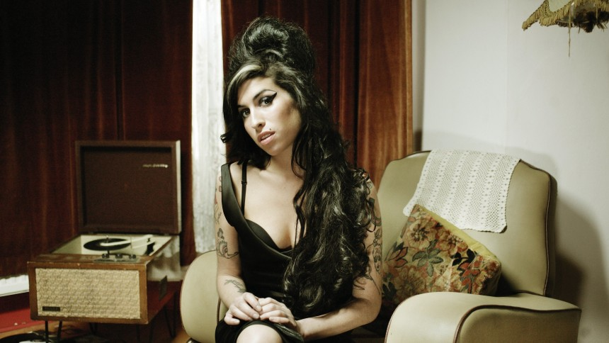 Amy Winehouse på museum