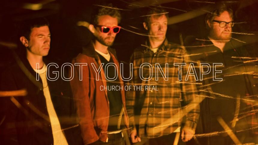 I Got You On Tape afslører album-detaljer