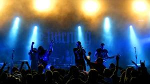 The Burning, Grim Fest 040811