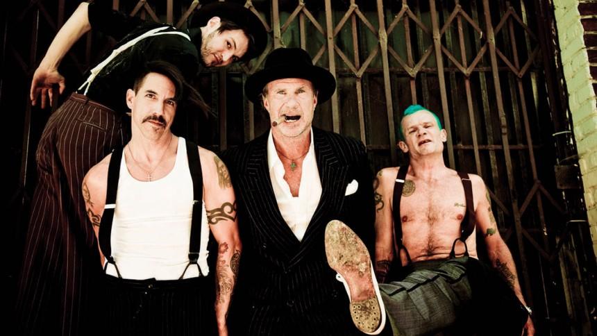 Red Hot Chili Peppers - Transformation og fornyelse