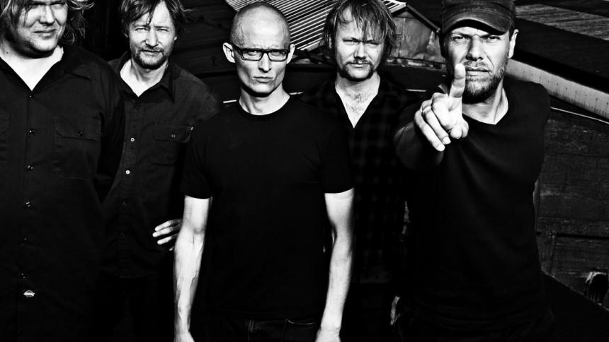 Magtens Korridorer udgiver nyt album og tager på turné