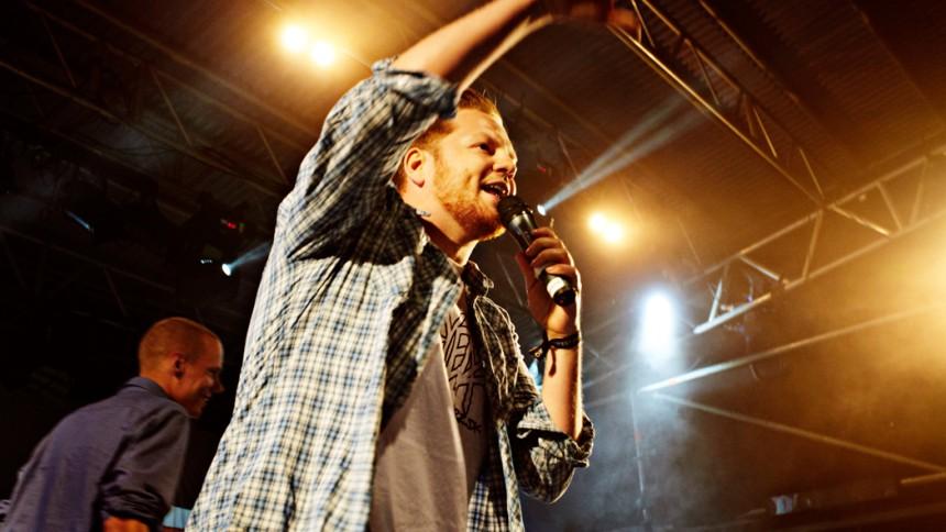 Ordets Magt : Danmarks Grimmeste Festival, Brabrand