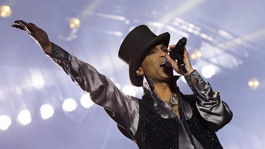 Prince har fået sin egen officielle nuance af lilla