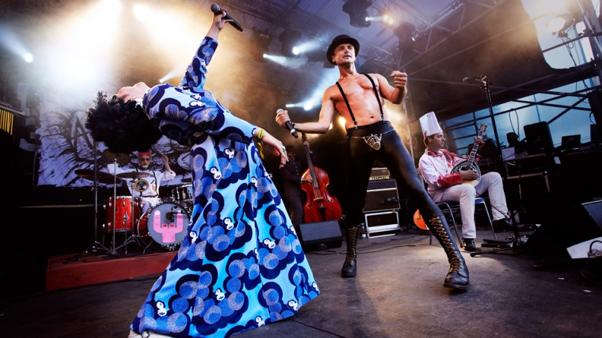 The Artems: Danmarks Grimmeste Festival, Brabrand