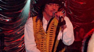 Adam Ant Under The Bridge London 050811