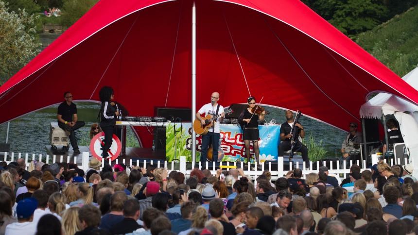 Stella Polaris i Aarhus gentages søndag efter regnfuld lørdag