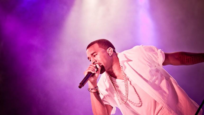 Kanye viste storform i Oslo
