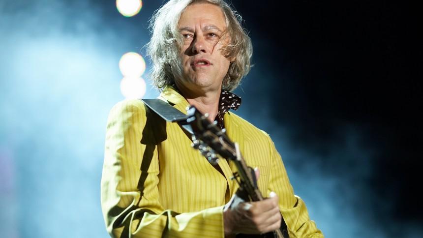 Bob Geldof gæster Koncerthuset