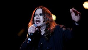 Ozzy Osbourne Bøgescenen Skanderborg Festival 110811