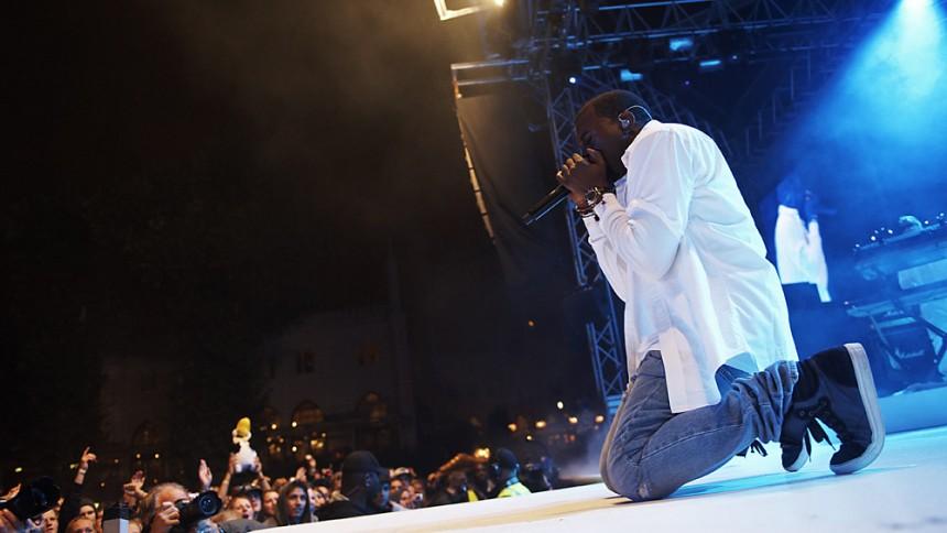 Kanye West: Tivoli, København