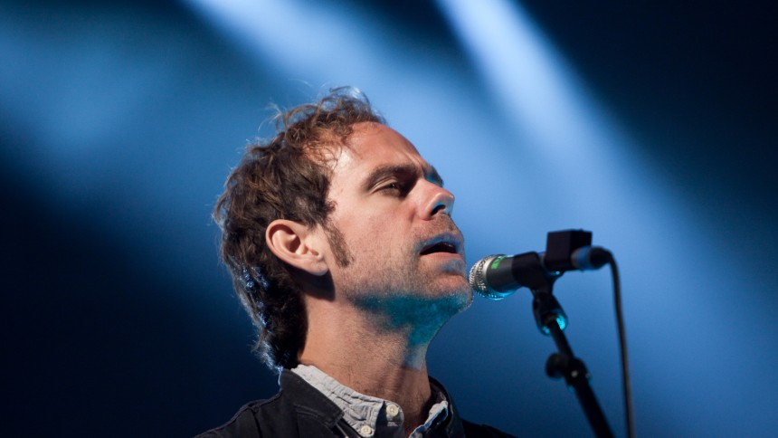 The National lufter nyt materiale