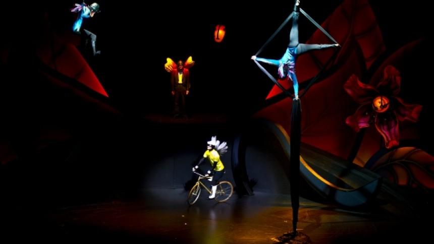 Clemens fortolker Cykelmyggen Egon