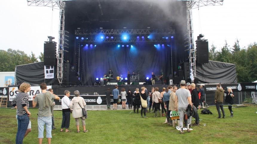 Wonderfestiwall på Bornholm er skudt i gang