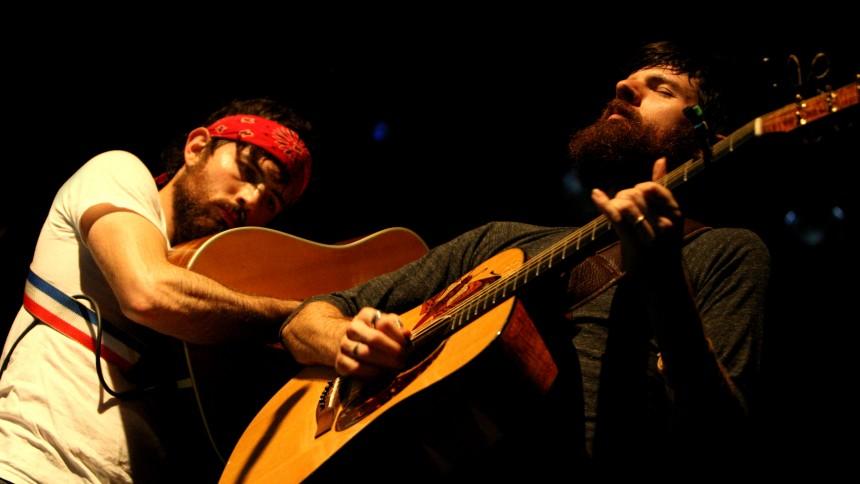 The Avett Brothers : Telt 1, Tønder Festival