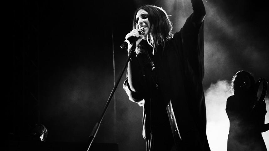 Ingrid: Roskilde Festival, Orange Scene
