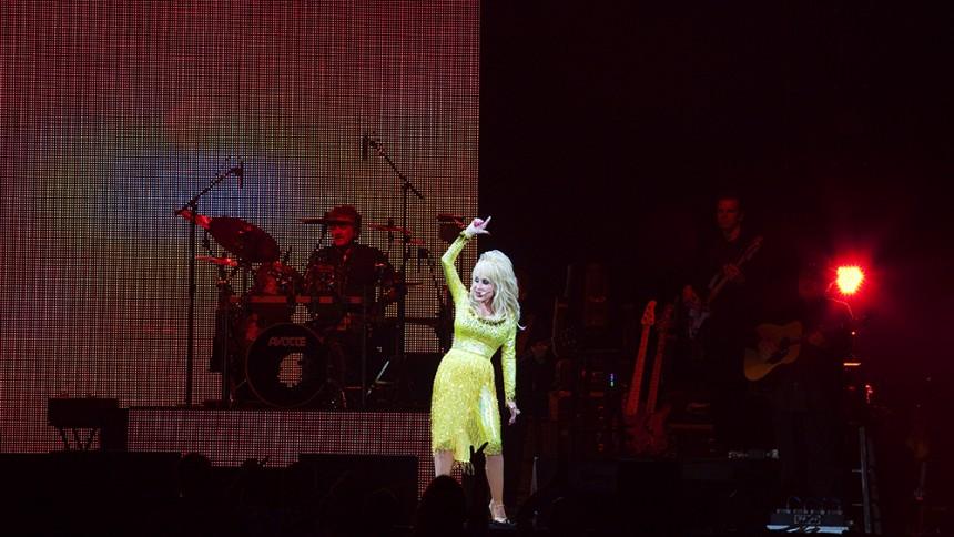 Dolly Parton til Danmark