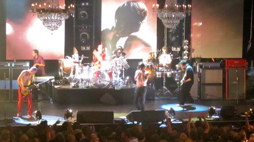Red Hot Chili Peppers: E-Werk, Köln (set i biografen)