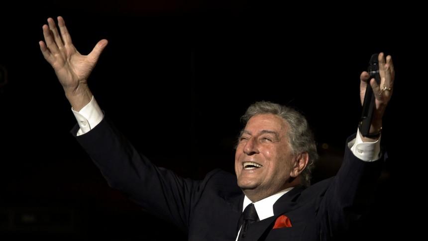 Tony Bennett giver koncert i Tivolis Koncertsal