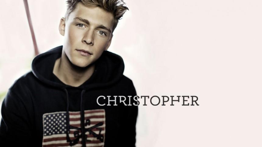 Se første musikvideo fra Christopher